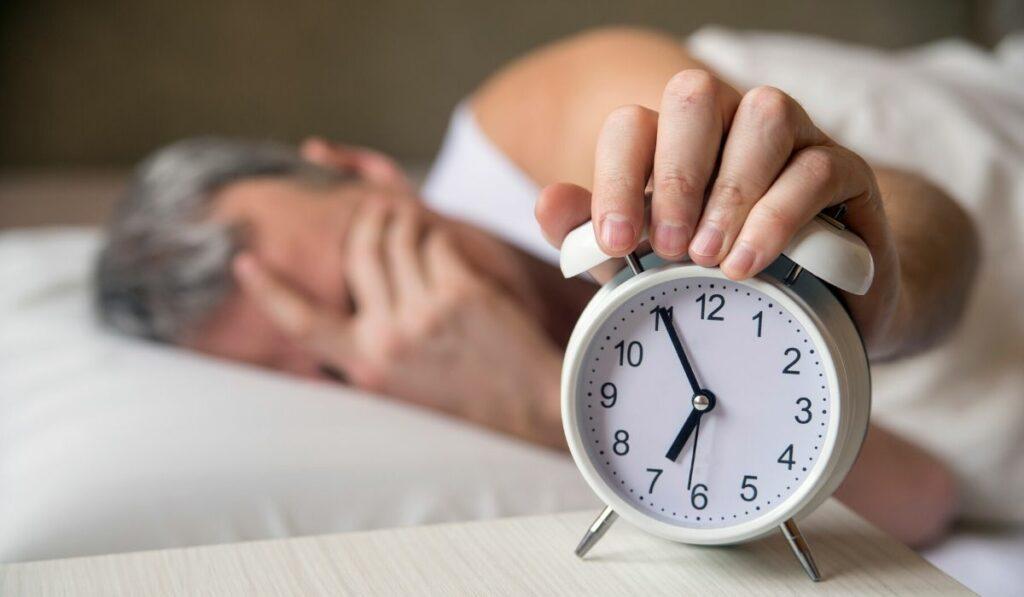 alterações do sono