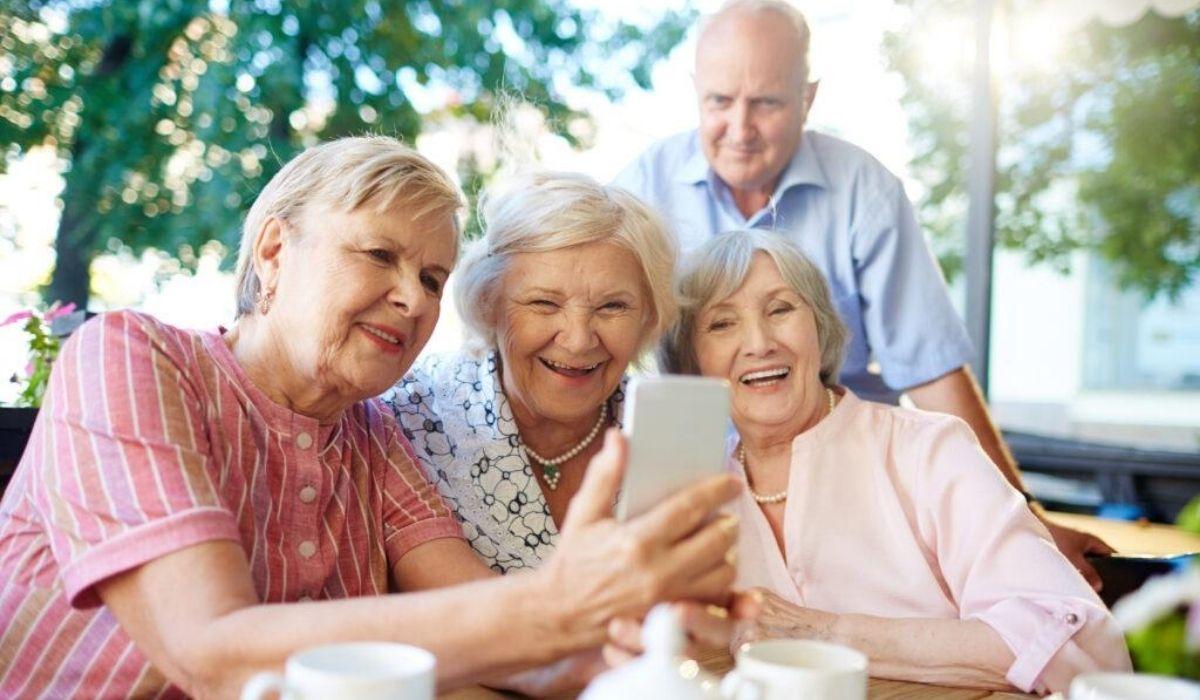 idosos ativos