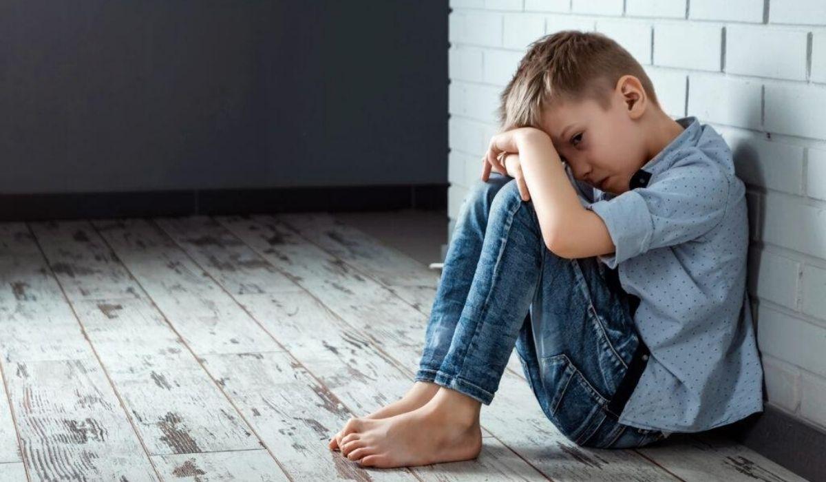depressao infantil