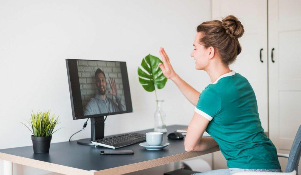 isolamento e terapia online