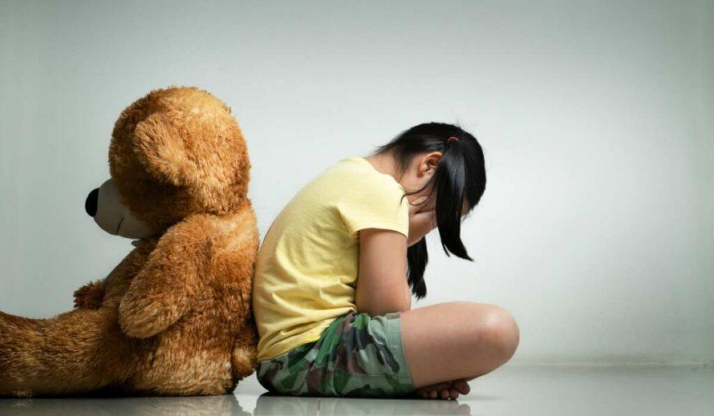 solidão e crianças