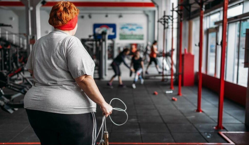 obesidade e sedentarismo
